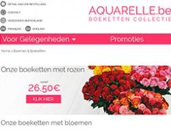 Codes Promo Aquarelle