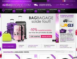 Codes Promo Bag Bagage