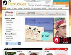 Codes Promo Clic Perruques