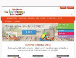 Codes Promo Club Kinder