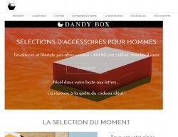 Code promo DandyBox