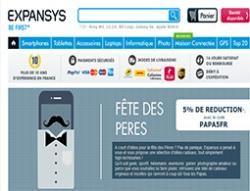 Code promo Expansys