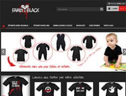 Codes Promo Family In Black
