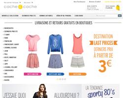 Codes Promo Cache Cache