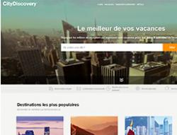 Codes Promo City Discovery