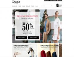Codes Promo Dune London