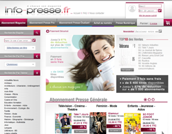 Codes Promo Info-Presse