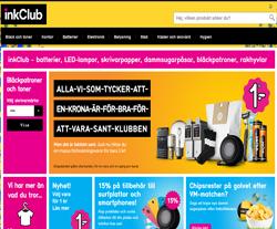 Codes Promo Ink Club
