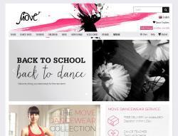 Codes Promo Move Dancewear