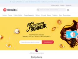 Codes Promo Redbubble