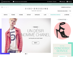 Codes Promo Videdressing