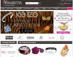 Code promo Winaretta