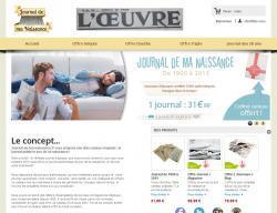 Code promo Journal de Naissance