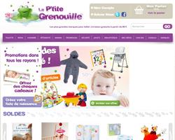 Codes Promo La P'tite Grenouille