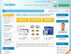 Codes Promo Lenseo