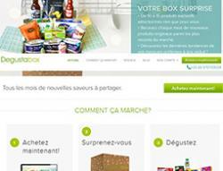 Codes Promo Degustabox