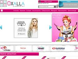 Codes Promo Oxalla