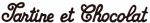 Codes promo Tartine et Chocolat