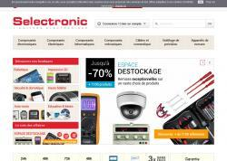 Codes Promo Selectronic