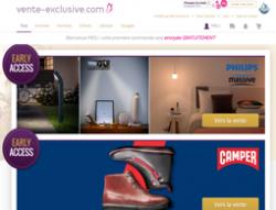 Codes Promo Vente Exclusive