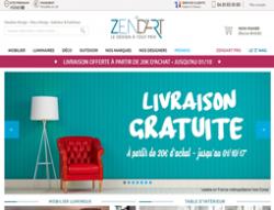 Codes Promo Zendart-design