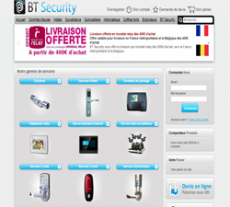 Code Promo BT Security
