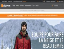 Codes Promo L\'Equipeur