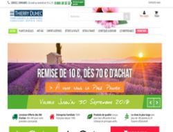Codes Promo Thierry Duhec